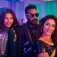 'De De Pyaar De' trailer: Ajay Devgn falls for a woman half his age