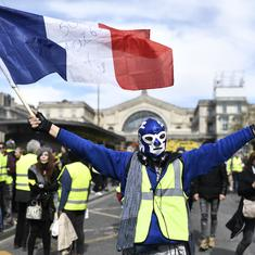 For France's 'gilets jaunes' one year on, the yellow vest has become a symbol of civic engagement
