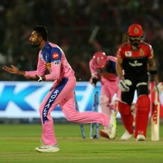 IPL 2019: Shreyas Gopal's googlies set up first win of season for Rajasthan Royals
