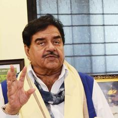 Shatrughan Sinha takes a jibe at Narendra Modi, refers to him as 'outgoing Sirji'