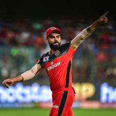 Watch: Virat Kohli thinks it's a privilege for cricketers to be able to play IPL during a pandemic