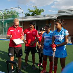 Need to keep a critical eye on our own performances, says Indian women's hockey coach Sjoerd Marijne