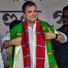 Lok Sabha polls: Rahul Gandhi says NYAY scheme funds will come from 'pockets of chor businessmen'