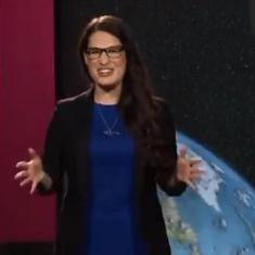 Watch: Woman neuroscientist gives a fitting reply to Discovery's 'men only' video