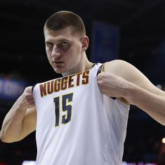 NBA playoffs: Nuggets rally from 3-1 deficit to beat Jazz and reach Eastern Conference semi-finals