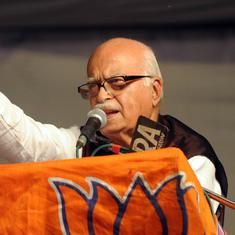 Ayodhya verdict: 'Moment of fulfilment for me, I feel deeply blessed,' says LK Advani