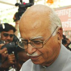 A former RSS icon and stalwart of the Ram Mandir movement, LK Advani stands ignored today