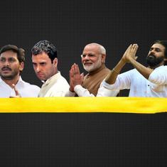 The Election Fix: Will Jaganmohan Reddy overtake Naidu and Pawan Kalyan in Andhra Pradesh?
