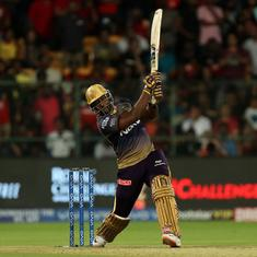IPL 2019, RCB vs KKR: 'Scariest in the world' innings from Andre Russell keeps Twitter abuzz