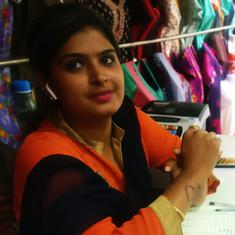 Half the Vote: This shop owner in Hyderabad is voting for BJP – even though her business has fallen