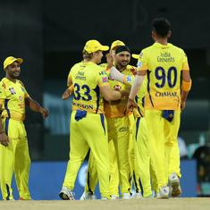 IPL 2019: Chennai Super Kings spin a web around KXIP after Faf du Plessis, MS Dhoni shine with bat