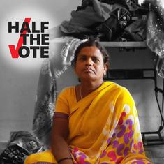 Half the Vote: This farmer wants to protect her land – but will vote for the party her village picks