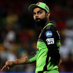 The team had desire despite so many setbacks, says Virat Kohli after RCB's first win