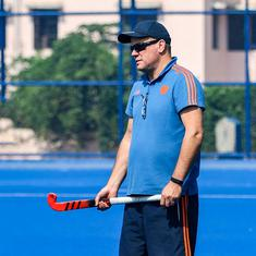Seeking stable mind: Indian hockey coach Graham Reid may rope in psychologist to work with the team