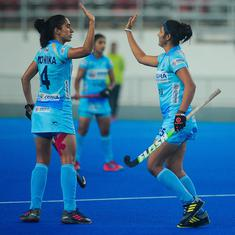 Hockey: Lalremsiami's late equaliser helps India rescue point in thrilling 4-4 draw against Malaysia