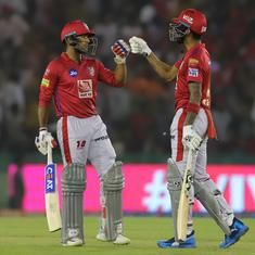 IPL: KL Rahul, Mayank Agarwal score fifties to take KXIP home in a thrilling run-chase against SRH
