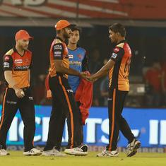 Cannot judge our middle-order from one game as they are yet to be tested, says SRH's Sandeep Sharma