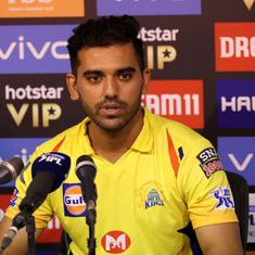 Nobody wants this type of a wicket: CSK's Chahar backs Dhoni's criticism of Chepauk pitch