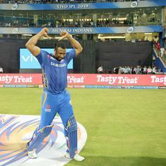 IPL 2019: When Mumbai Indians needed a miracle, captain Kieron Pollard turned back the clock