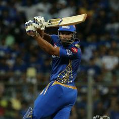 One of the best IPL innings ever: Twitter hails Pollard's record-breaking knock against KXIP