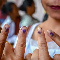 Lok Sabha elections: Re-polling held for 19 booths in Arunachal Pradesh