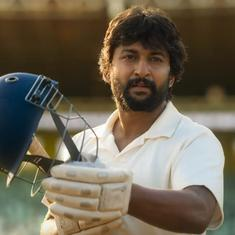 'Jersey' trailer: Nani plays a worn-out cricketer who starts a new innings