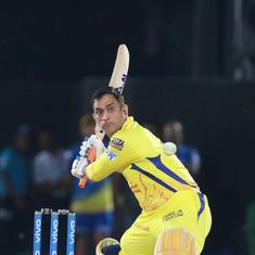 It does have an impact on your team and  captaincy: Coach Fleming on Dhoni's fitness concerns