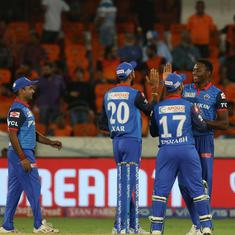 IPL 2019: Rabada, Keemo Paul steer DC to 39-run win after SRH's collapse, move to second in table