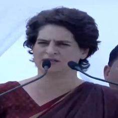 Priyanka Gandhi questions BJP's nationalism, says reality of India is very different from its claims