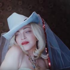 Watch: Madonna has released a teaser for her new album (but it is only a minute long)