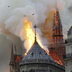 Don't despair the destruction of Notre Dame. It could return as wonderful as before