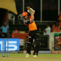 Watch: It's a shame not to make the finals but SRH can be proud of how they played, says Williamson