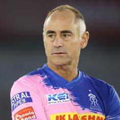 We are not quite clicking as a unit and that's costing us, says Rajasthan Royals coach Paddy Upton
