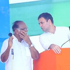 Watch Congress leader PJ Kurien translate Rahul Gandhi's speech into Malayalam with uneven results