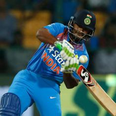 India's World Cup squad: Rishabh Pant, Ambati Rayudu and Navdeep Saini named as standbys
