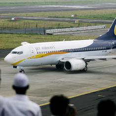 Jet Airways: Lenders send debt-ridden airline to bankruptcy court after failing to get investors