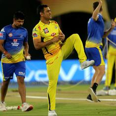 IPL: MS Dhoni looked fit and trained like he did two years ago, says CSK bowling coach L Balaji