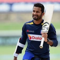 Despite not playing an ODI since 2015, Dimuth Karunaratne named Sri Lanka's captain for World Cup