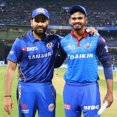 IPL 2019: In-form Delhi Capitals host Mumbai Indians with both teams closing in on playoffs berth