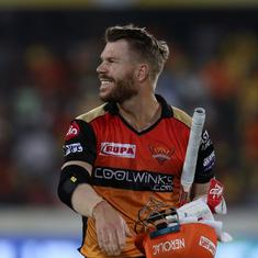 Dhoni's absence, Rashid's brilliance, Warner's aggression: How SRH v CSK became a lop-sided affair