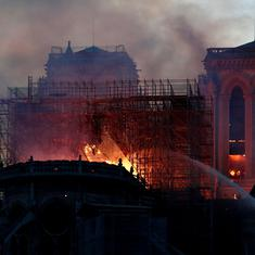 For nine centuries, the Notre Dame has survived damage, disrepair and change