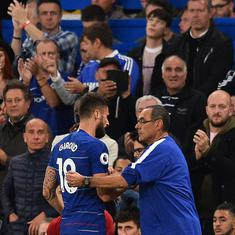 I'm frustrated when not on the pitch: Giroud demands 'more important' role with Chelsea under Sarri