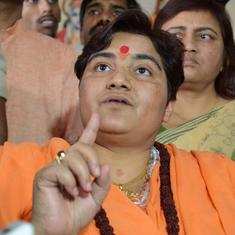 Pragya Thakur barred from campaigning for 72 hours for remarks on Hemant Karkare, Babri Masjid