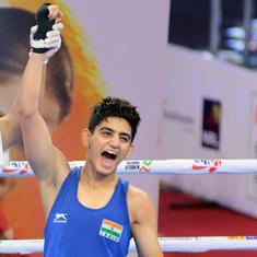 Asian Boxing Championships: Sonia enters quarters; Deepak, Sathish Kumar register dominant wins