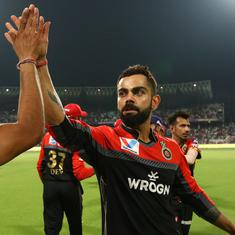 RCB vs KKR: Virat Kohli ton takes Bengaluru outfit to 10-run win despite Andre Russell's brilliance