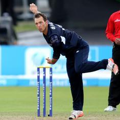 Former Scotland cricket captain Con De Lange dies aged 38