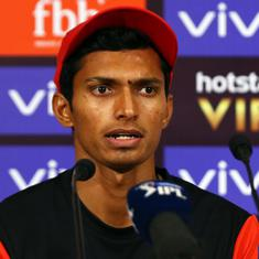 On standby for World Cup, RCB pacer Navdeep Saini hoping to perform well if given a chance