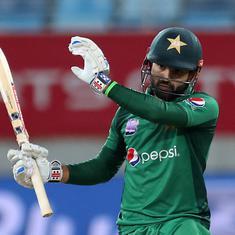 World Cup discards Abid Ali, Ifthikar Ahmed and Nawaz named in Pakistan's ODI squad against Lanka