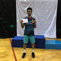 Croatian International badminton: BM Rahul clinches men's singles title, Tanvi Lad loses in final