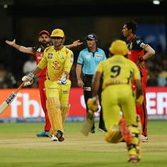 IPL 2019: Twitter reacts to a thriller between Chennai Super Kings and Royal Challengers Bangalore